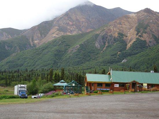 Glacier View Photo