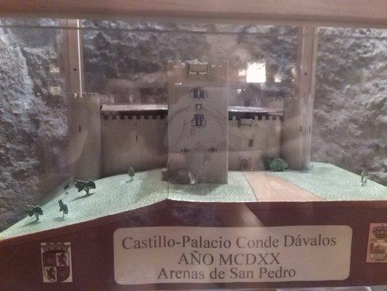 Arenas de San Pedro, Spagna: Castillo original 2