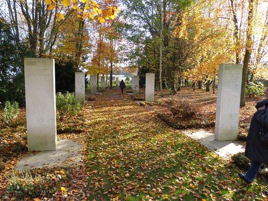 Reporters Memorial: Mémorial des reporters de Bayeux