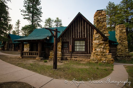 The Lodge At Bryce Canyon: Western Cabins, Bryce Canyon National Park