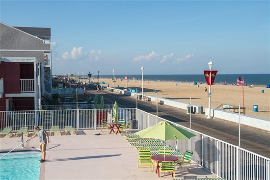 Ocean Mecca Motel Ocean City Maryland