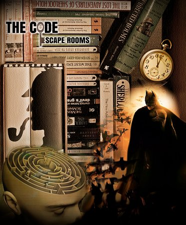 The Code Escape Rooms
