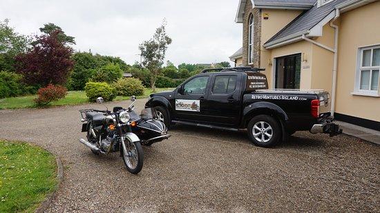 County Limerick, İrlanda: Rental HQ for RetroVenture
