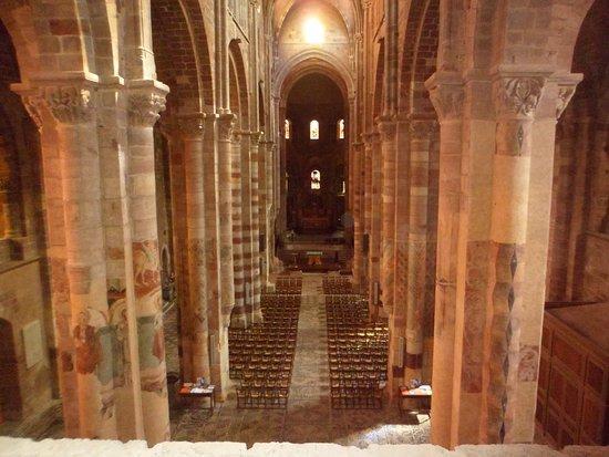 Brioude, Frankrijk: vue prise de la chapelle