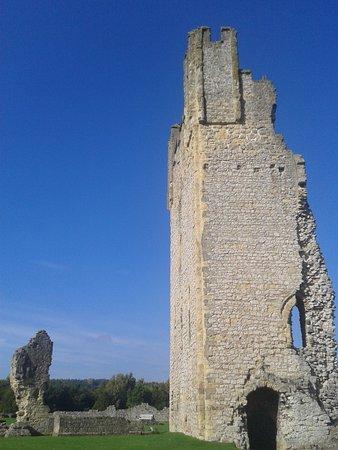 Helmsley castle #1