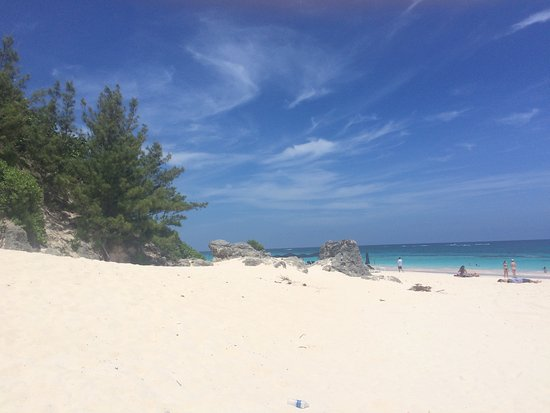 Elbow Beach, Bermuda: Elbow Beach