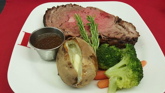 Indiana, PA: Prime Rib on Friday's