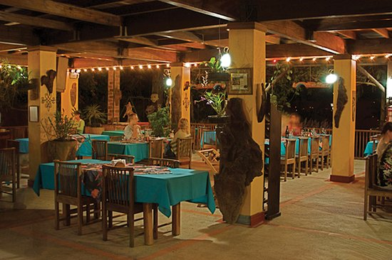 Turrialba, Costa Rica: Restaurante