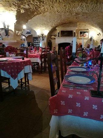 Creully, Frankrijk: Hostellerie Saint Martin