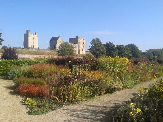 Helmsley, UK: Walled Gardens #1