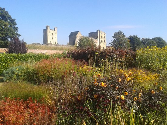 Helmsley, UK: Walled Gardens #2