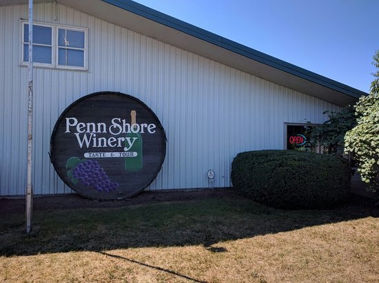 North East, Пенсильвания: Penn Shore Winery and Vineyards