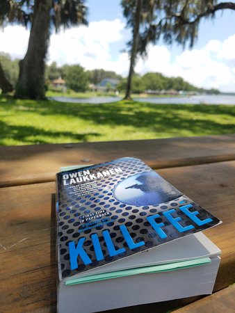 DeLand, FL: Great place to read and relax.