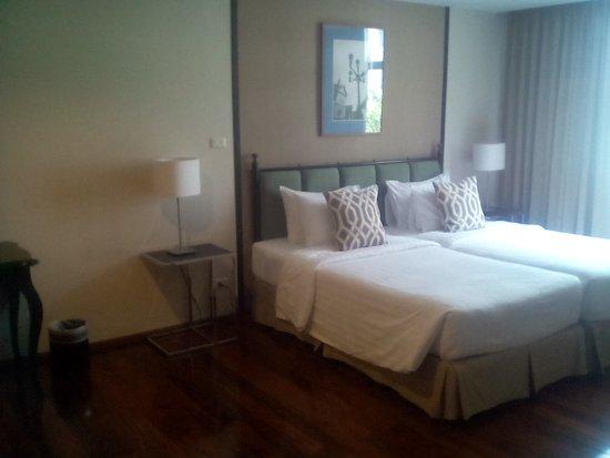 Asoke Residence Sukhumvit: Bedroom
