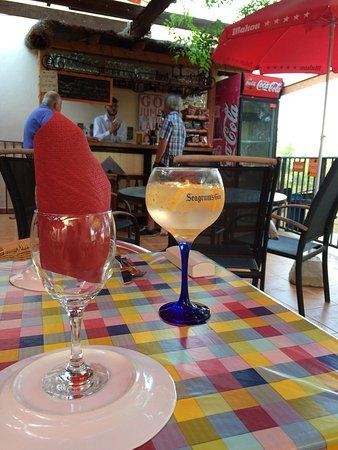Gebas, España: Hospederia la Mariposa