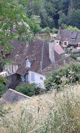 Gargilesse-Dampierre, Frankrijk: La villa, hier et aujourd'hui