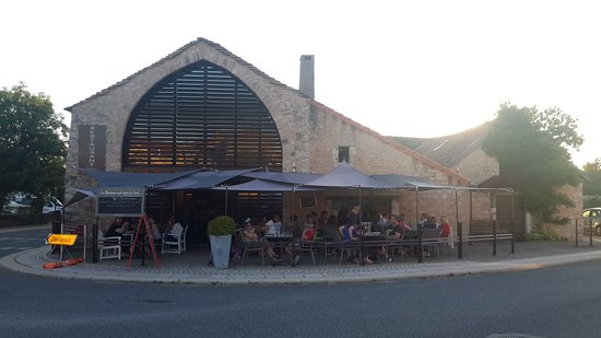 La Cavalerie, Francja: Ресторан