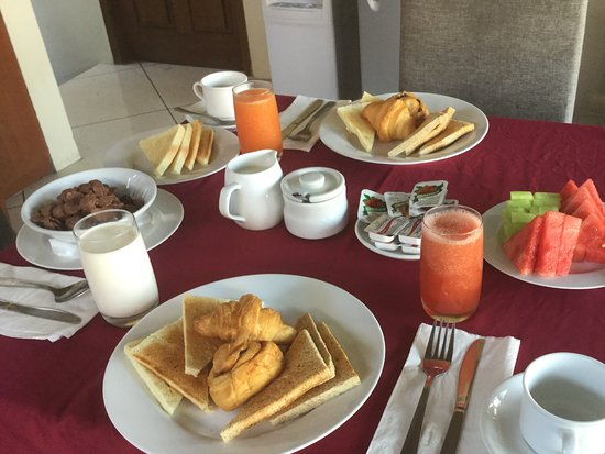 Mutiara Bali Boutique Resort & Villas: Petit déjeuner