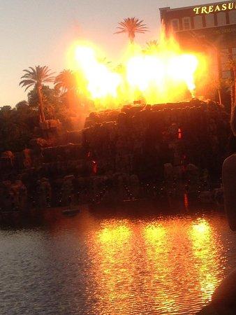 Volcano Show