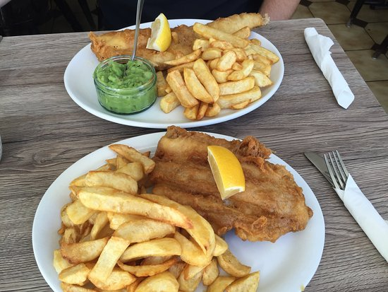 Fish And Chip Restaurant Ryde