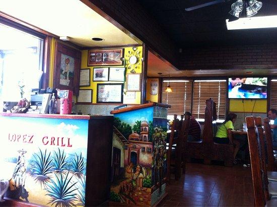 Muskogee, OK: Lopez Grill