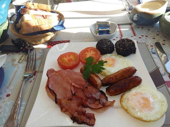 Cork (kontluk), İrlanda: Beautiful setting and amazing food