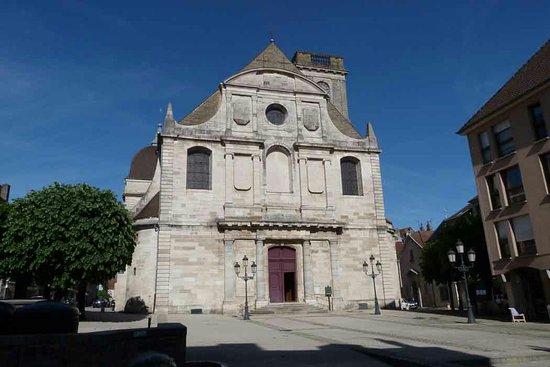 Église Saint-Georges de Vesoul