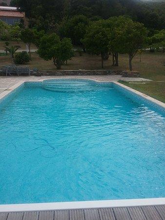 Meria, France: piscine