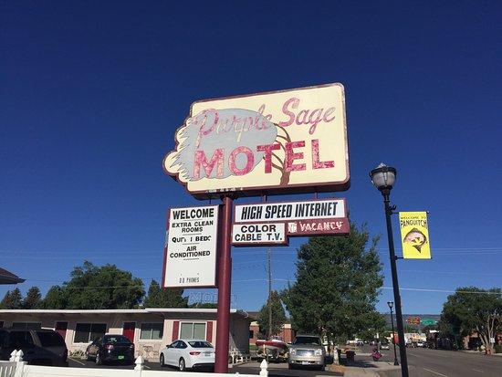 Purple Sage Motel: photo0.jpg