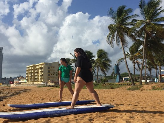 Luquillo Beach Boys Surfschool: Everything we thought it would be and more!!!
