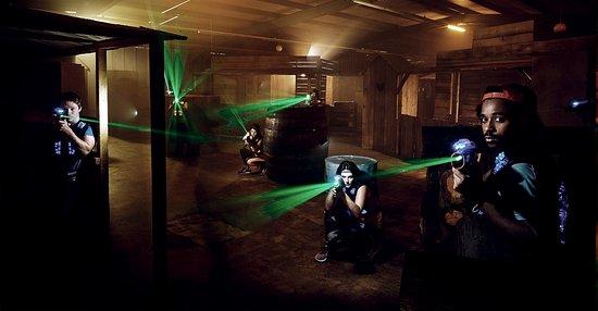 ActionPark Lasertag Nuernberg