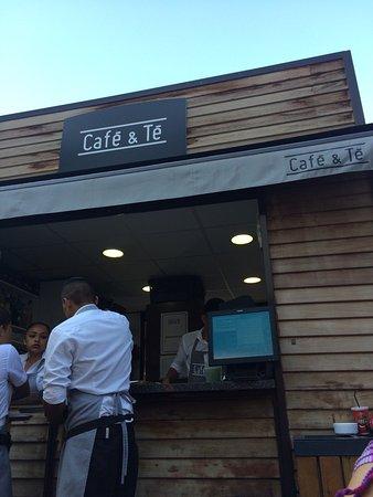 Aldaia, Spain: Cafe & Te