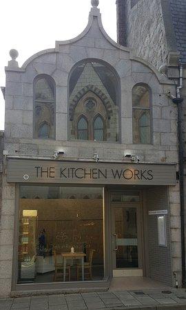 Aberdeenshire, UK : The Kitchen Works