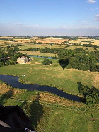 Coventry, UK: Love ballooning