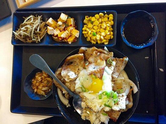Walnut, CA: Grilled Pork