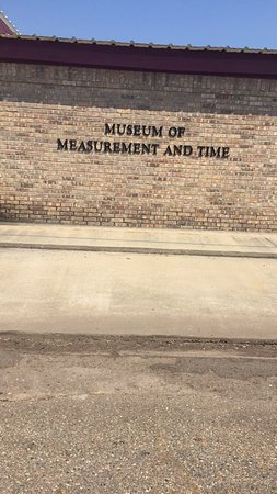 Jefferson, TX : Museum of Measurement and Time