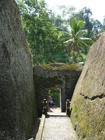 Tegalalang, Indonesia: Walkway