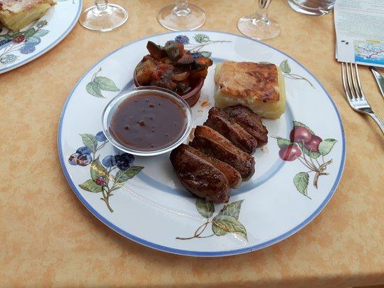 Sillans-la-Cascade, Francia: Magret de Canard