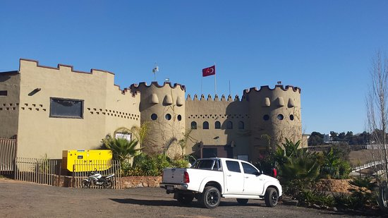 Centurion, Sydafrika: Exterior of the castle