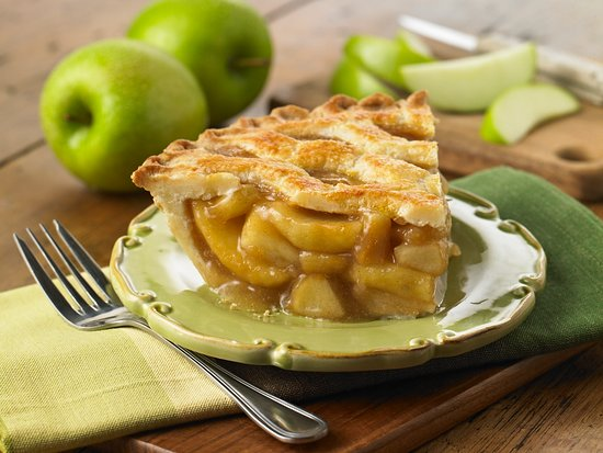 Upland, CA: Apple Pie