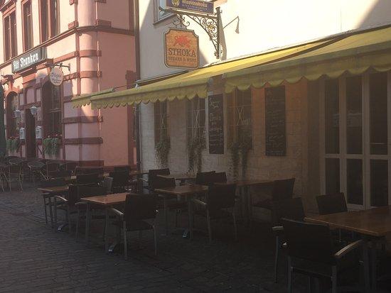 Karlstadt, Almanya: Essen, Service und Location sind klasse! Wir haben den Abend sehr genossen!