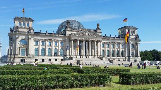 สภาผู้แทนราษฎรเยอรมัน