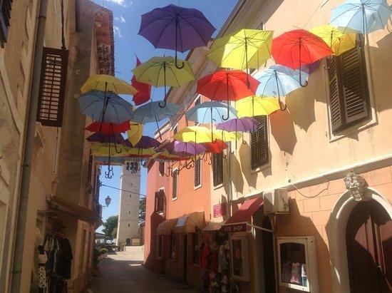 Brtonigla, Chorwacja: Old town Novigrad
