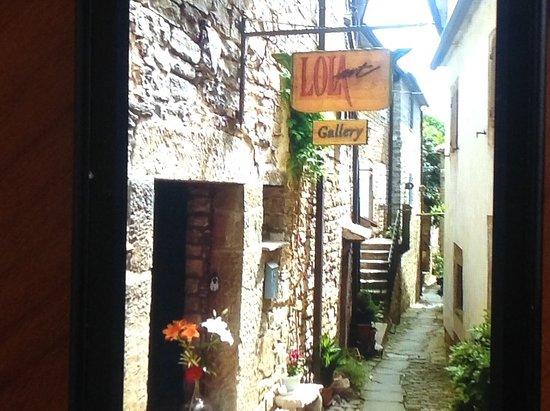 Brtonigla, Chorwacja: Beautiful craft shops