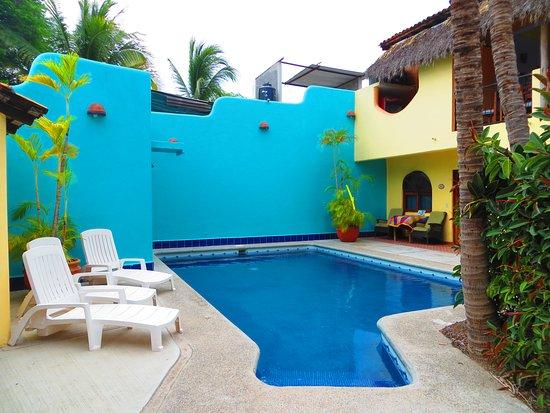 La Cruz de Huanacaxtle, Mexico: Pool