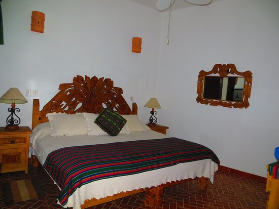 La Cruz de Huanacaxtle, Messico: Bed