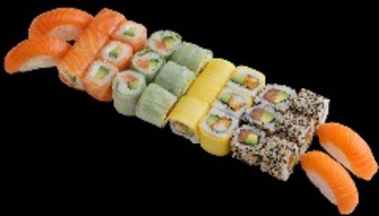 restaurant mak 39 sushi dans montpellier avec cuisine japonaise. Black Bedroom Furniture Sets. Home Design Ideas