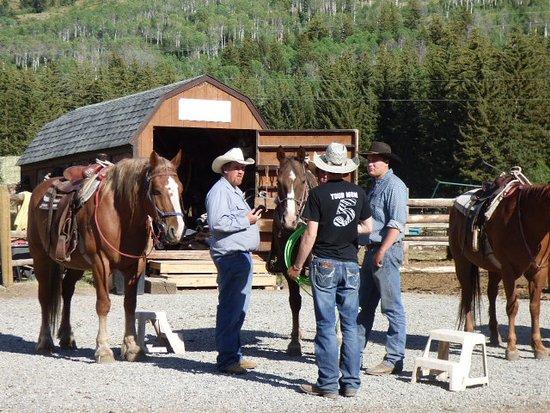 A-OK Corral / Horse Creek Ranch: Guides