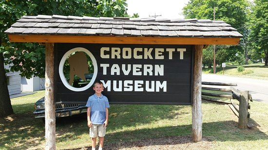 Crockett Tavern Museum: 20160723_113258_large.jpg
