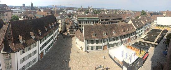 Basler Münster: Personal impression city